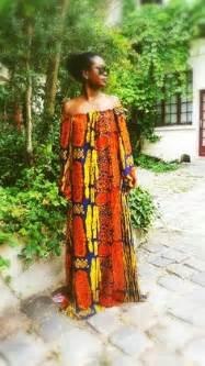 jupe paysanne longue en wax pagne africain cire