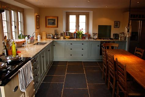 Small Kitchen Lighting Ideas - phil clark kitchens country cottage kitchen