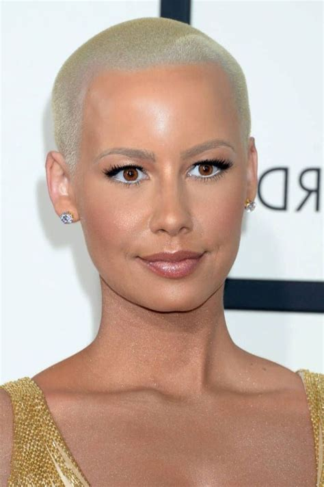 2014 grammys amber rose hairstyles hair styles pinterest