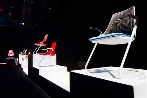 Herman Miller Sayl chair launch party | KuRoKo inc.