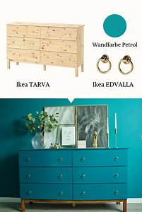Ikea Tarva Kommode : ikea hack tarva kommode makeover our house ikea kommode ikea und ikea ideen ~ Watch28wear.com Haus und Dekorationen