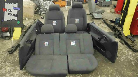 volkswagen polo    full interior seat chairs