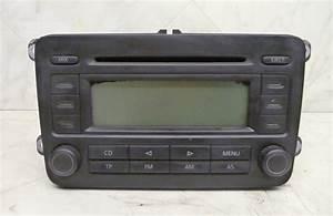 Golf 5 Radio : az autoverwertung blaupunkt radio cd 300 1k0035186l vw ~ Kayakingforconservation.com Haus und Dekorationen