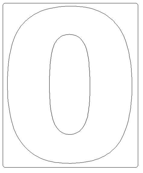 molde de letras de 10 cm imagui