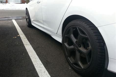garageline focus st customer cars  wheel spacers