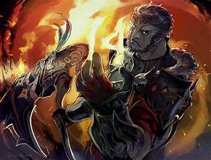FINAL FANTASY XIV Stormblood Illustration Countdown