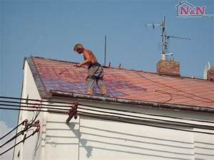 Renovace strech
