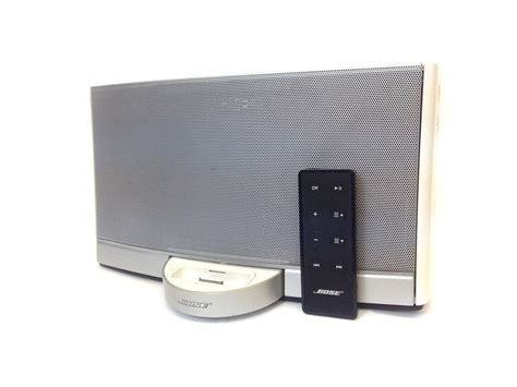portable speakers for iphone bose sound dock ipod iphone portable speaker white ebay