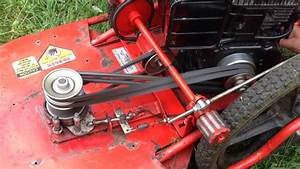 Mower Belt Yazoo Troy-bilt