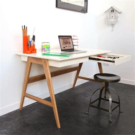bureau bois blanc bureau bois massif scandinave mzaol com