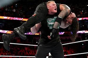 Why Brock Lesnar's Original WrestleMania Plans Were Changed