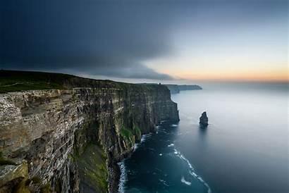 Ireland Landscape Cliffs Moher Cliff Wallpapers Irish