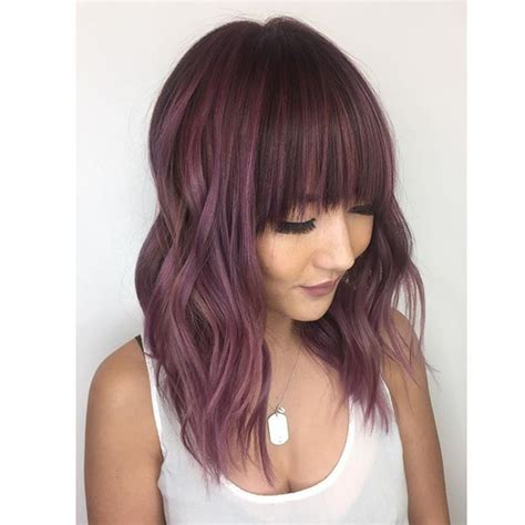 Best 25  Dusty rose hair ideas on Pinterest   Rose hair