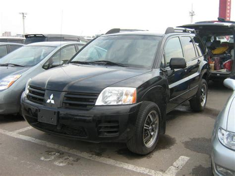 Mitsubishi Endeavor 2004 For Sale by 2004 Mitsubishi Endeavor Pictures 3900cc Automatic For Sale
