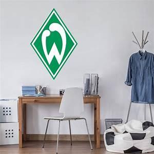 Werder Bremen Kissen : wandtattoo werder bremen logo das wandtattoo f r werder ~ Orissabook.com Haus und Dekorationen