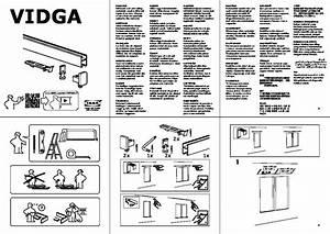 Ikea Vidga Video : vidga binario singolo per tenda bianco ikea italy ikeapedia ~ Buech-reservation.com Haus und Dekorationen