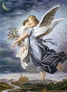 Stock Images of Guardian Angels & Archangels | Restored ...