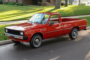 1983 Dodge D50 4x4 Turbo Diesel For Sale