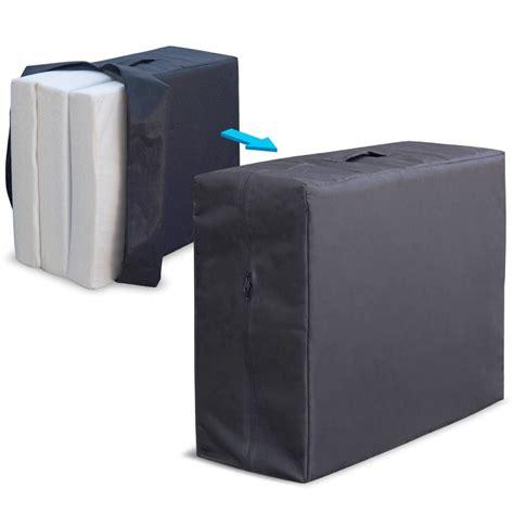 Tri Fold Foam Bed by Best Price Quality Tri Fold Memory Foam Mattress Topper