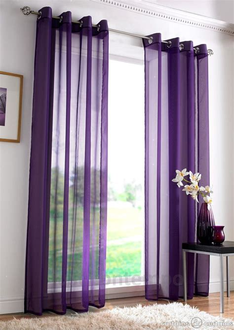 25 best ideas about voile curtains on sheer