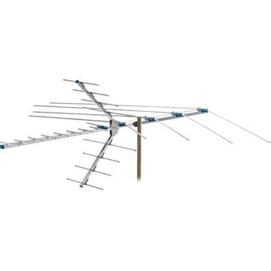 antena yagi grid free digital broadcast television reception a how to guide