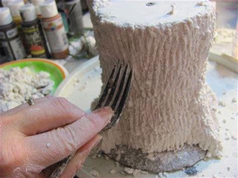 ideas  tree bark crafts  pinterest