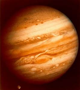 Watch The Stars - Information on the planet Jupiter