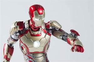 wearable Iron Man Mark 42 XLII suit armor costume on Vimeo
