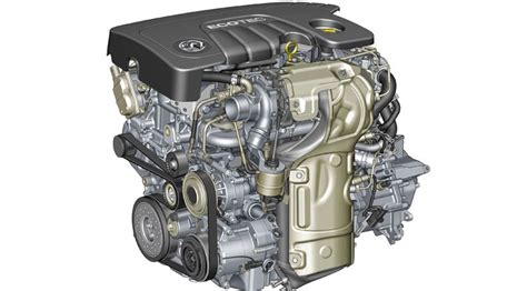Vauxhall Insignia (2013) Engine Overhaul And Facelift By
