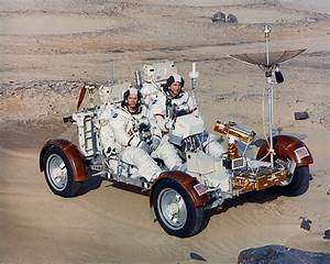 NASA's Lunar Rover: Everything You Need to Know