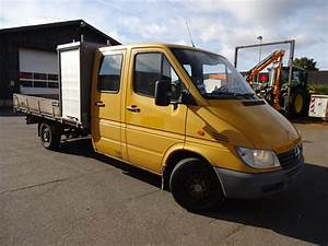 Mercedes Sprinter 313 Cdi : mercedes sprinter 313 cdi 40 dobbelt kabine for sale retrade offers used machines vehicles ~ Gottalentnigeria.com Avis de Voitures