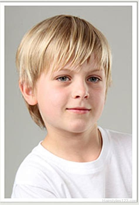Brown Hair Boys hairstyles page 5