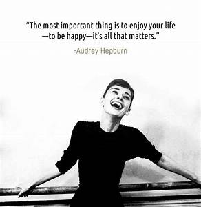 Audrey Hepburn Sabrina Movie Quote 1954 - Hot Girls Wallpaper
