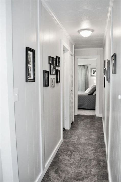 single wide mobile home remodel