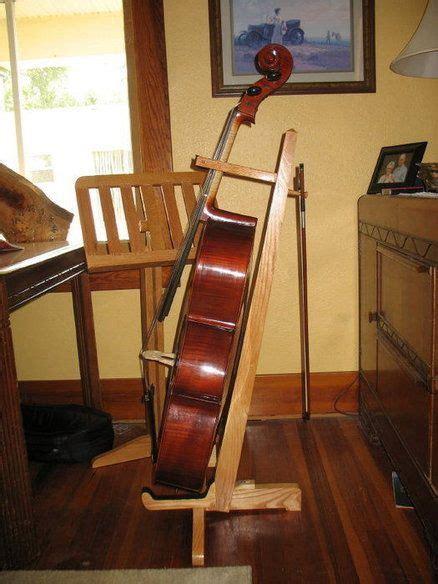 cello stand  build   cello stand