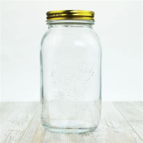 Einmachglaser Gros by Quattro Stagioni Einmachglas 1 5 Liter