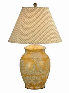 Yellow porcelain table lamp 3 way and 150w home decor for 150 w table lamp