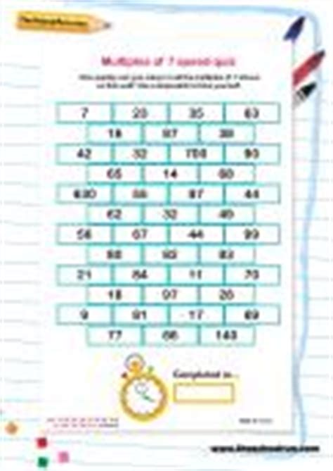 times tables learning journey theschoolrun