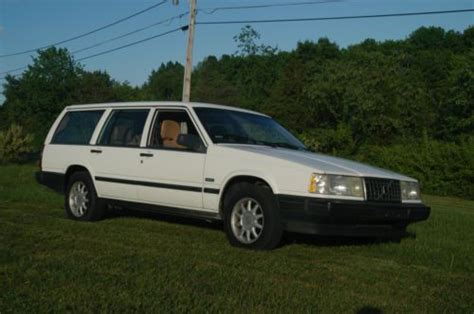 how does cars work 1993 volvo 940 seat position control purchase used 1993 volvo 940 turbo wagon 4 door 2 3l in saylorsburg pennsylvania united states