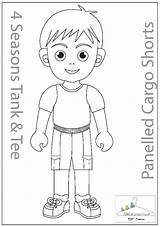 Sewing Colouring Coloring Craftsy sketch template