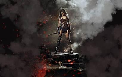 Wonder Woman Wallpapers Gadot Gal 4k Background