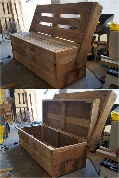 fun ways  repurposed   wood pallets pallet wood