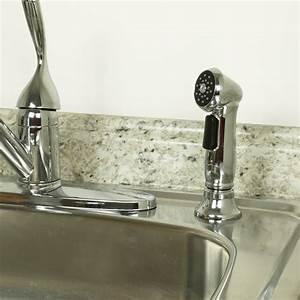 Universal Premium Kitchen Sink Side Spray In Chrome