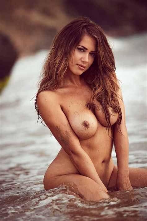 Naked Jessica Paszka In Playboy Magazine Germany