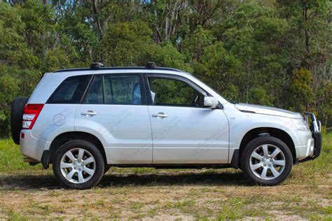 Suzuki Grand by Suzuki Grand Vitara Wagon Silver 61203 Superior Customer