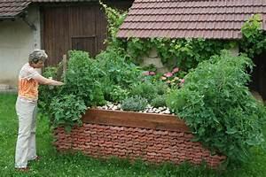 Hochbeet Im Garten : das hochbeet ~ Lizthompson.info Haus und Dekorationen
