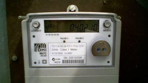 Origin Energy Smart Meter Replacing My Old Electric Meter