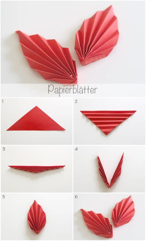 lenschirm basteln papier falten bl 228 tter aus papier falten basteln