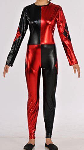 harley quinn jumpsuit costume dc harley quinn deluxe jumpsuit costume funtober