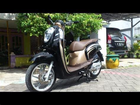 Scoopy Coklat 2017 by Harga Honda Scoopy Fi Baru Dan Bekas 2017 Di Indonesia